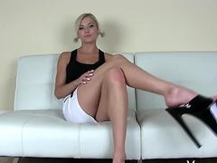 Bratty Goddess masturbate Off directive For miserable Loser Sluts JOI