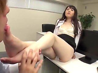 Young Teen and a BBC