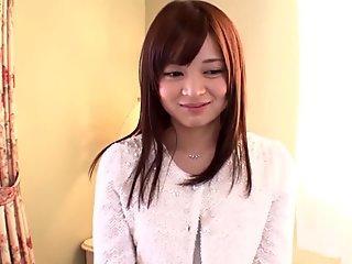 Misuzu Tachibana Gets Big Cock To Smash Her Needy Vag - More At