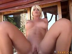 Tiffany Rousso - MILF Legend Throat Fucked