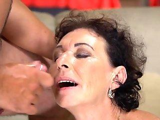 DadCrush- Lily Adams StepDaughter helps with My Pipes