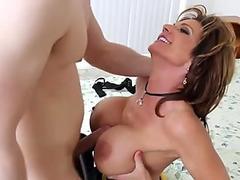 Mom fucks husband Horny Step Mom Gets Slammed