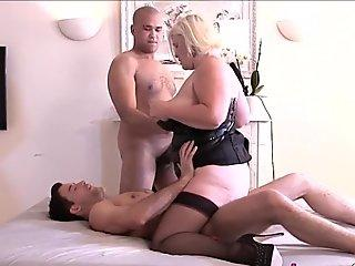 Can Jaxx even fit his monster cock into Alice Coxxx s tight little pussy?
