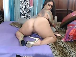 Cock hungry Nikki Rhodes enjoys a hard dick blocking her mouth until she chokes