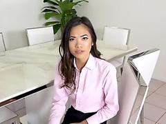 Aubrey Addams get served with cock 11