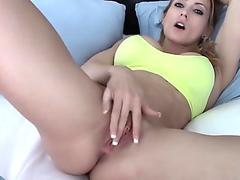 Brenda Black Rides A Cock In Her Ass