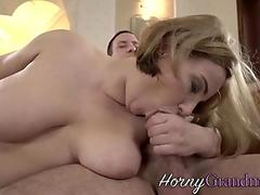 Cute honey Poppy Morgan shares a gigantic black cock with a girlfriend