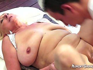 Pushing cum out of my hole after getting tagged