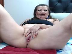 Abuela squirting