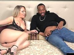 Slammed Slut Carmen Valentina Gets Tight Pussy Fucked By Big Fat Cock!