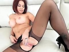 Teen with big tits & round ass fucks her boy! (18 yr olds)