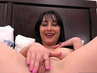 Sexy matriarch is seduced inside to take horny lovers hard cock