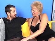 Elza Rema TS Bulgarian Mistress Fag Smoking and Cock-Play