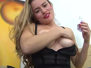 LETSDOEIT - Amateur Babe Tricked into Sex By Horny Stud