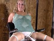 Candii Kayn Tries on her old, outgrown clothes Fat BBW
