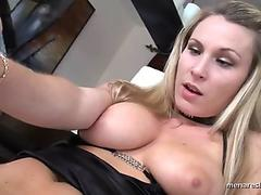 gangbang party with busty german milfs