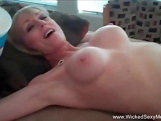 Videochat 17 Girl with incredible boobs my dick