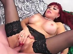 Masturbation of cute girl