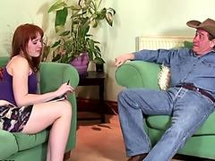 BITCHES ABROAD - Hot tourist Lulu Gun gets seduced in hotel
