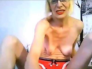 Hairy lesbian enjoys rimjob and anal fingering