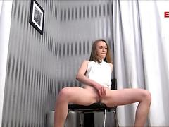 Latina dick sucking skills is amazing shows other girls how
