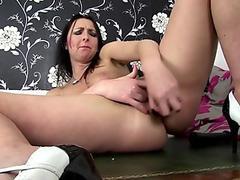Boobs, Tits, Asian, Big Tits, Cumshot thumb