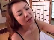 Huge tits female agent has lesbian sex