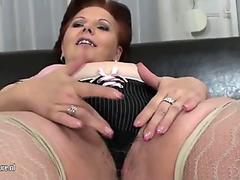 Naughty bitch Lexi Love gets her mouth hooked up on a dark huge cock